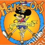 Hard-ons - This Terrible Place cd musicale di HARD ONS