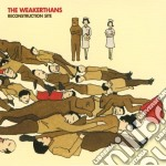 Wekaerthans - Reconstruction Site cd musicale di WEAKERTHANS (THE)