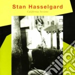 Stan Hasselgard - California Sessions cd musicale di Hasselgard Stan
