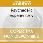 Psychedelic experience v cd musicale di Artisti Vari