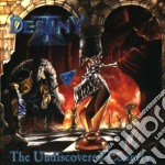 Destiny - The Undiscovered Country cd musicale di Destiny