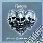Evergrey - Solitude Dominance Tragedy cd musicale di Evergrey