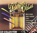 ARTISTI VARI - 48 SUPER OLDIES cd musicale