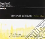 Barocco Italiano Per Due Trombe E Organo cd musicale di Rippas Trio