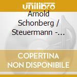 Schoenberg & Steuermann - Verklaerte Nacht/Klavier cd musicale di Schonberg/steuermann
