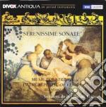 Serenissime sonate cd musicale di Sonatori de la gioiosa marca