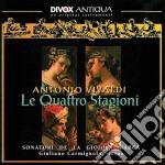 Vivali - Le Quattro Stagioni cd musicale di Vivaldi