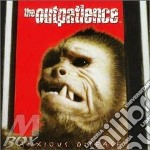 Anxious disease cd musicale di The Outpatience