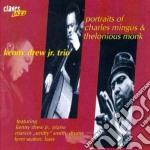 KENNY DREW JR TRIO cd musicale