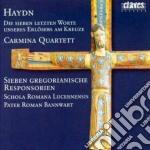 LE ULTIME SETTE PAROLE DI CRISTO OP.51 ( cd musicale di Haydn franz joseph