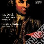 Bach J.S. - Toccate X Tastiera Bwv 910 > 916 cd musicale di Johann Sebastian Bach