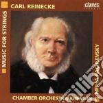 Reinecke Carl - Musica X Archi: Serenata Op.242, 12 Tonbilder, Kinder-symphonie Op.239 cd musicale di Carl Reinecke