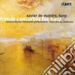 FRENCH CONCERTOS FOR HARP cd musicale
