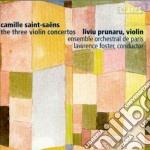 Saint-Saens - Concerto Per Violino N.1 Op.20 cd musicale di Camille Saint-saËns
