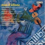 MAX D'OLLONE cd musicale