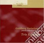 Bach J.S. - Goldberg Variations cd musicale di Johann Sebastian Bach