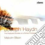 Haydn Franz Joseph - Five Keyboard Sonatas On A Schanz Fortep cd musicale di Haydn franz joseph