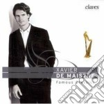 FAMOUS CLASSICS TRANSCRIPTED FOR HARP cd musicale