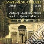 Spohr Louis - Quinetto X Pf E Fiati Op.52 cd musicale di Louis Spohr