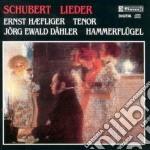 LIEDER (23 LIEDER SCELTI) cd musicale di Franz Schubert