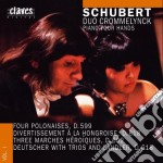 Schubert - Piano Four Hands cd musicale di Franz Schubert