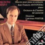 Busoni Ferruccio - Concert Piece X Pf Op.31a cd musicale di Ferruccio Busoni