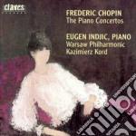 Chopin Fryderyk - Concerto X Pf N.1 Op.11, N.2 Op.21 cd musicale di Fryderyk Chopin