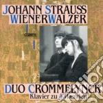 WIENERWALZER X PF A 4 MANI (OPP.410, 325 cd musicale di Johann Strauss