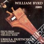 FITZWILLIAM VIRGINAL BOOK (13 BRANI) cd musicale di William Byrd