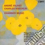 Jolivet André - Sonata X Fl, Chant De Linos cd musicale di AndrÉ Jolivet