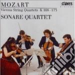 Mozart Wolfgang Amadeus - Quartetti X Archi N.8 > N.13 K 168 > K 163 -