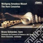 Mozart Wolfgang Amadeus - Concerti X Corno cd musicale di Wolfgang Amadeus Mozart