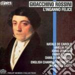 Rossini - L'inganno Felice cd musicale di Gioachino Rossini