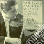 Mozart Wolfgang Amadeus - Concerto X Vl N.5 K 219, Sinfonia N.36 K 425