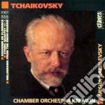 SOUVENIR DE FLORENCE OP.70, QUARTETTO N. cd musicale di Ciaikovski pyotr il'