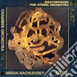 MUSICA X ORCHESTRA D'ARCHI cd musicale