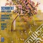 Schubert Franz - Lieder Giovanili: D 149, 123, 121, 328,52, 246, 95, 116, 100, 10, 193, 151, 291 cd musicale di Franz Schubert