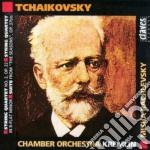 Tchaikovsky - Quartetto N.2 Op.22, Quartetto In Sib Min, Suite Da Le Stagioni cd musicale di Ciaikovski pyotr il'