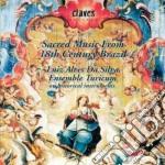 MUSICA SACRA BRASILIANA cd musicale