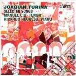 LIEDER (SELEZIONE) cd musicale di Joaquin Turina