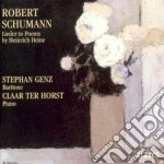 Schumann Robert - Lieder Du Testi Di Heine cd musicale di Robert Schumann