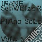 Piano solo (vol 2) cd musicale di Irene Schweizer