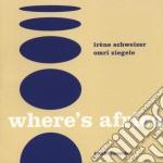 Irene Schweizer / Omri Ziegele - Where's Africa cd musicale di SCHWEIZER/ZIEGLE