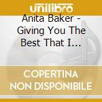 Giving you the best that i got cd musicale