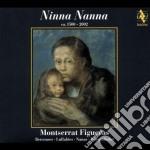 Ninna Nanna - Lullabies 1500-2002 - Montserrat Figueras cd musicale di Artisti Vari