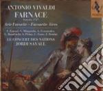 Vivaldi - Farnace Stratti -cd+catalogo- cd musicale