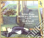 Hume- Musicll Humors cd musicale
