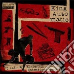 (LP VINILE) LP - KING AUTOMATIC       - I WALK MY MURDEROUS INTENTIONS HOME lp vinile di Automatic King