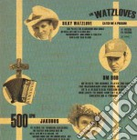 Watzloves - Catch Me A Possum cd musicale di Watzloves