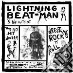Lightning Beat-man & - Wrestling Rock N Roll cd musicale di Lightning beat-man &